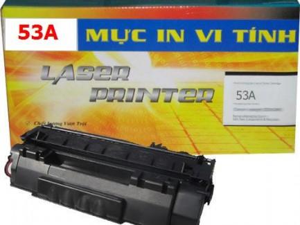 Hộp mực máy in, hộp mực 53A, hộp mực máy in hp, hộp mực máy in canon, giá hộp mực 53a, giá hộp mực mới