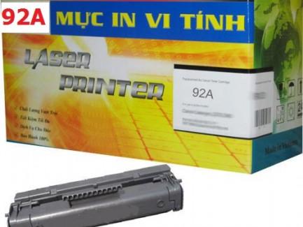 Hộp mực máy in, hộp mực 92A, hộp mực máy in hp, hộp mực máy in canon, giá hộp mực 92a, giá hộp mực mới, dung cho máy in canon 1120/800/810