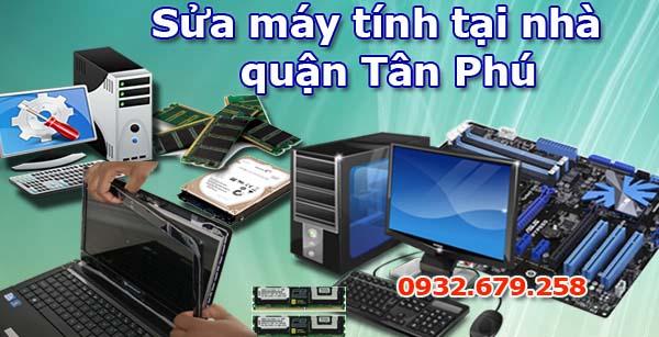 Sửa máy tinh, laptop tại nhà quận tân phú giá rẻ