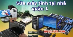 Sửa máy tính, laptop tại nhà quận 1 giá rẻ