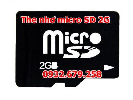 The nho micro sd 2g gia re tphcm