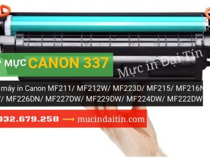 Hộp mực máy in Canon MF211 Canon 337